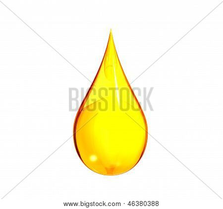 Drop Of Gasoline