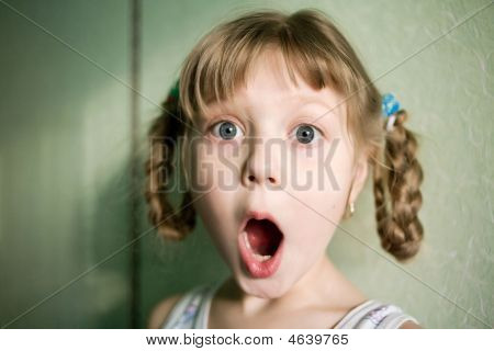 Surprised Girl