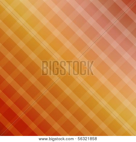 gradient color background ( red yellow ) with squares poster