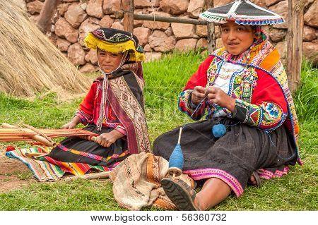 Weaving Women