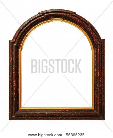 Antique Frame, isolated
