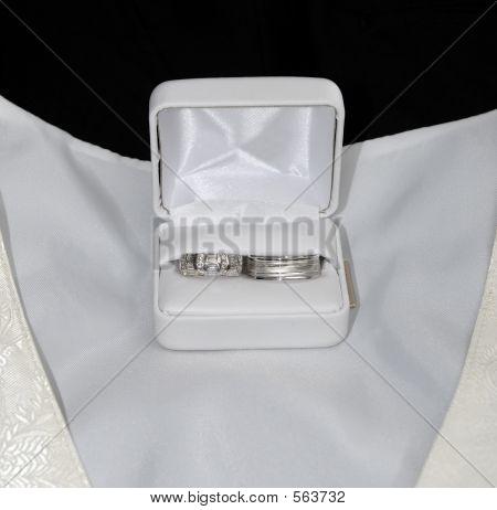 Wedding Day Set Up