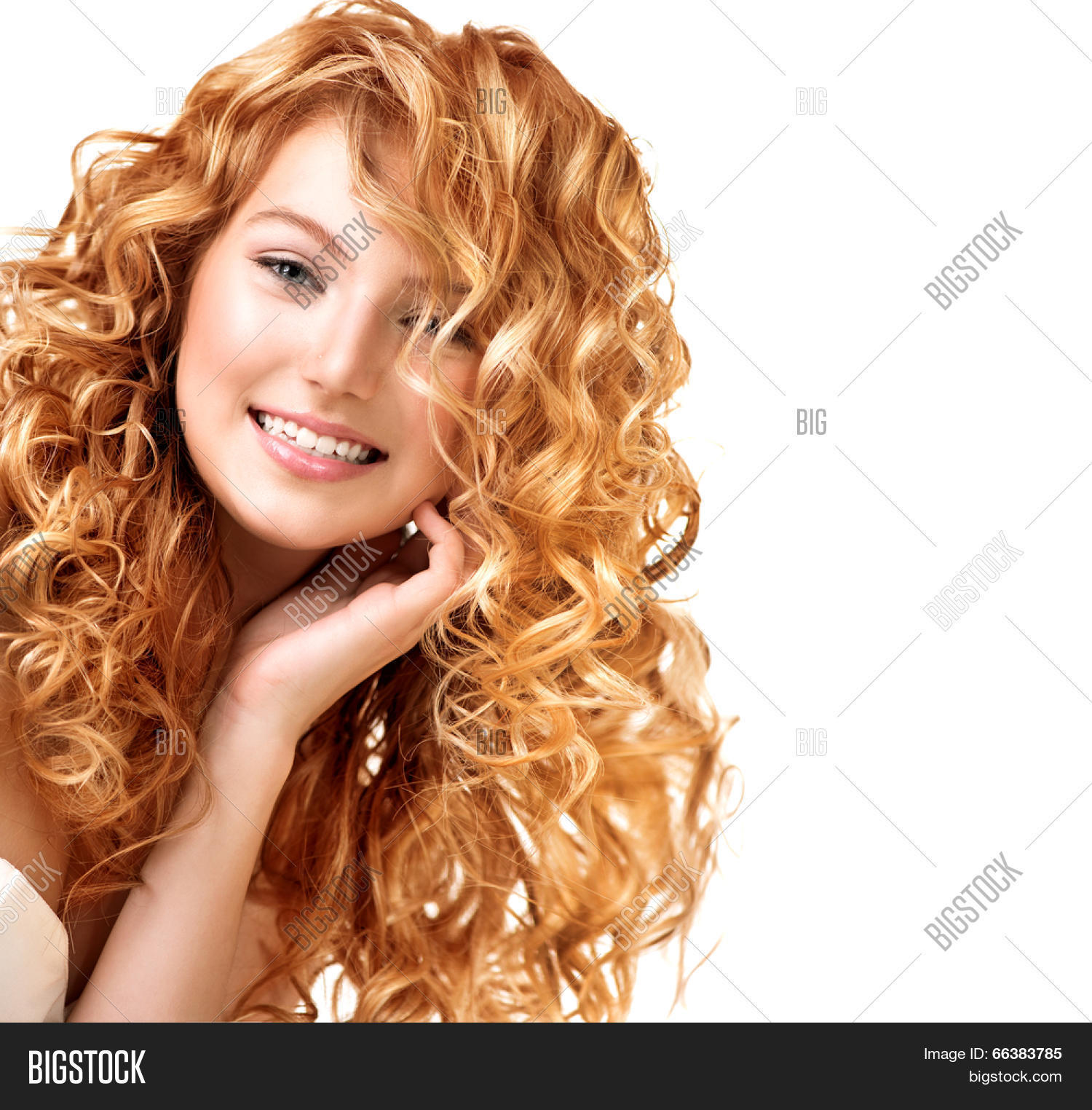 Beauty Teenage Model Image Amp Photo Free Trial Bigstock