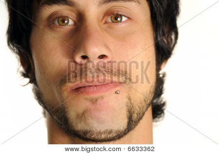 Guy With Piercing
