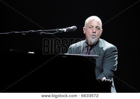 Billy Joel performing live