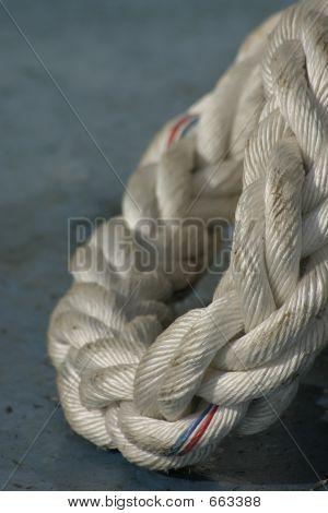 Rope Close-up
