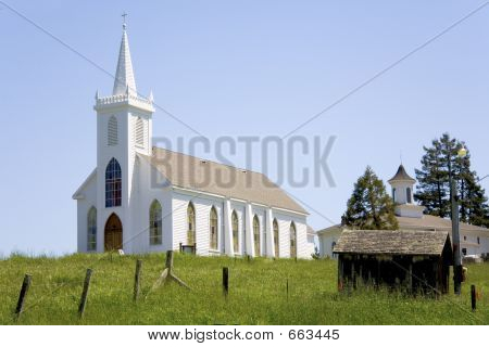 Church Near Inverness