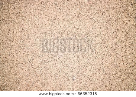 Natural Background Of Sand Floor