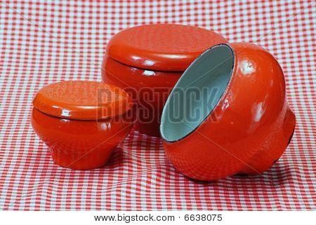 Cast-iron Kettle / Pot
