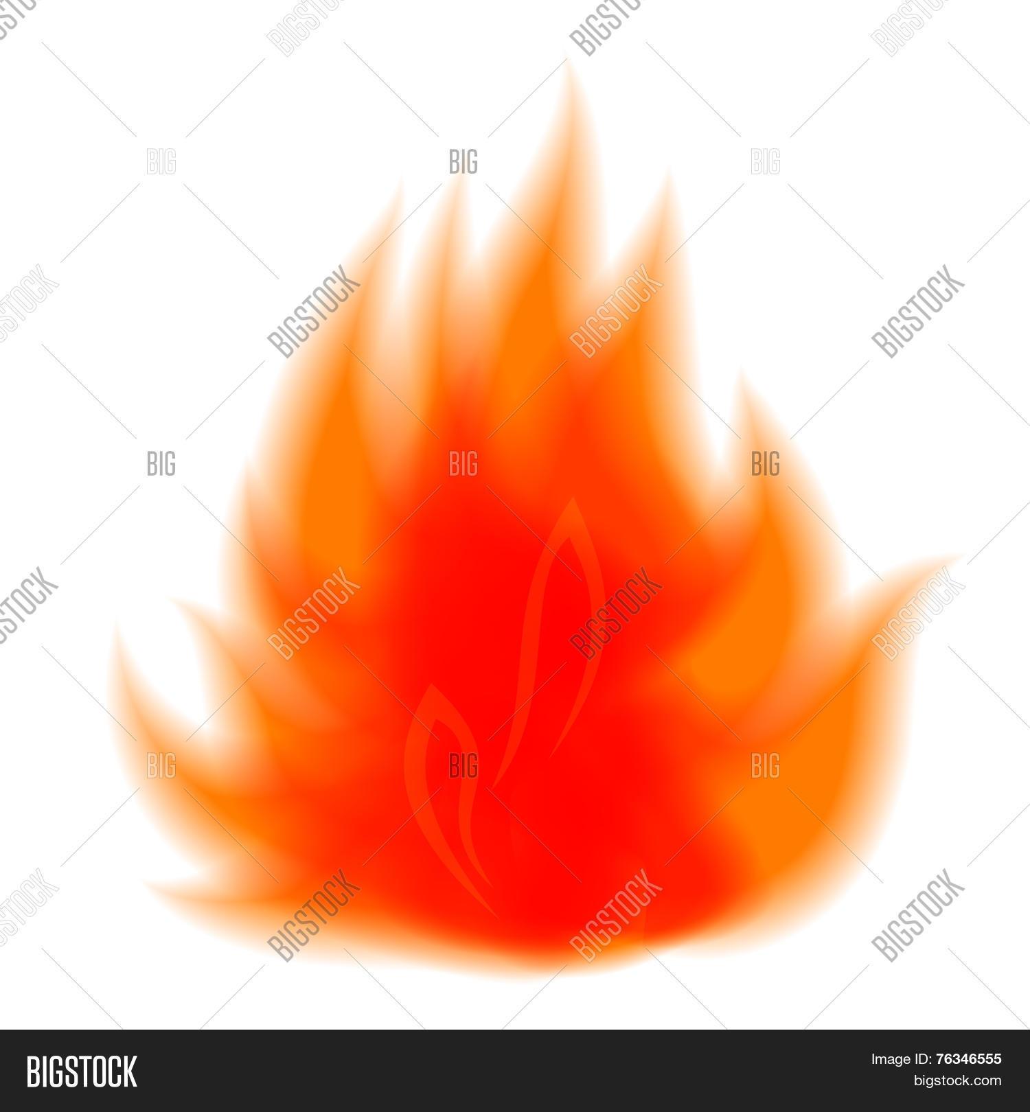 Vector Symbol Fire Vector Photo Free Trial Bigstock