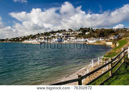 St Mawes Cornwall England