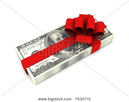Gift Of Money