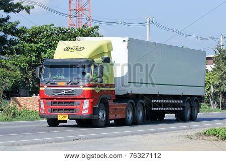 Linfox Truck