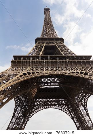 Eiffle Tower. Paris. France