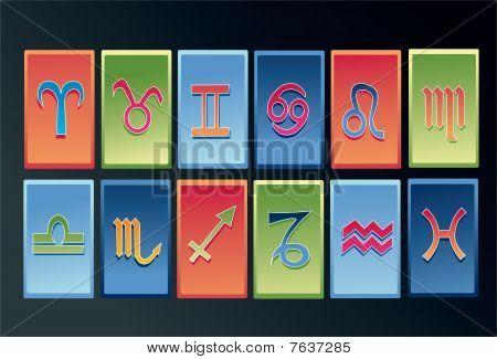 Zodiac Dominoes