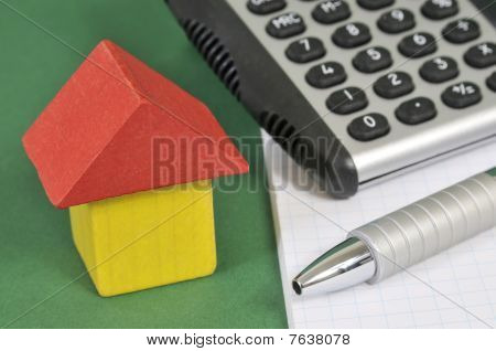 planning and calculating before buying