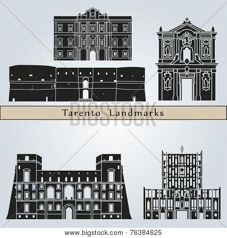 Tarento Landmarks And Monuments