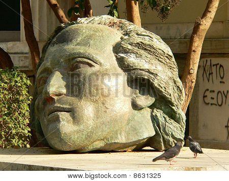 Ancient Head