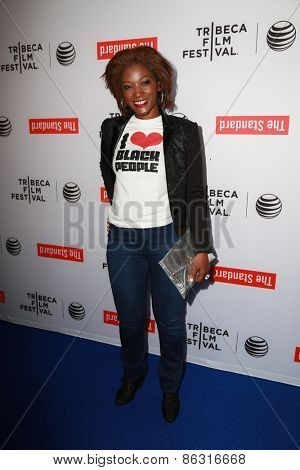LOS ANGELES - MAR 23:  Yolanda Ross at the 2015 Tribeca Film Festival Official Kick-off Party at the The Standard on March 23, 2015 in West Hollywood, CA