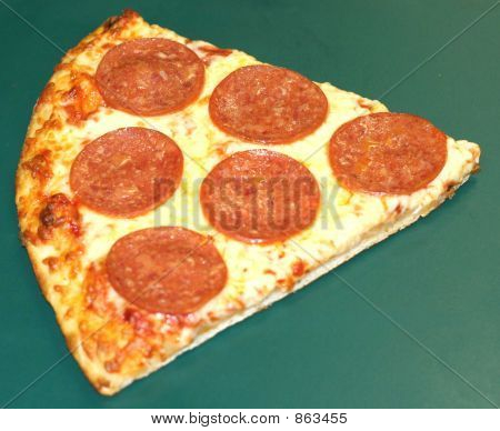 Pepproni Slice