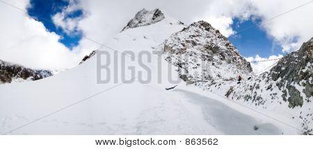 Cho La Pass - Nepal