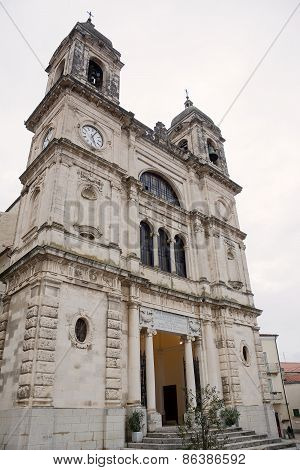 Church Of St. Valentine and Damiano