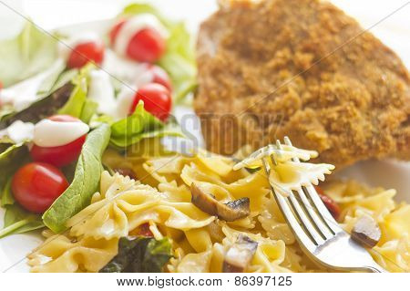 Blue Cheese Fried Chicken