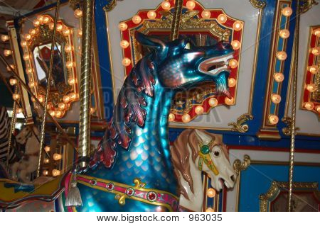 Sea Dragon Carousel