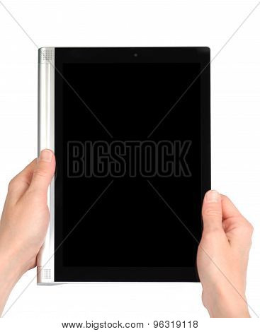 Reading The Tablet Pc