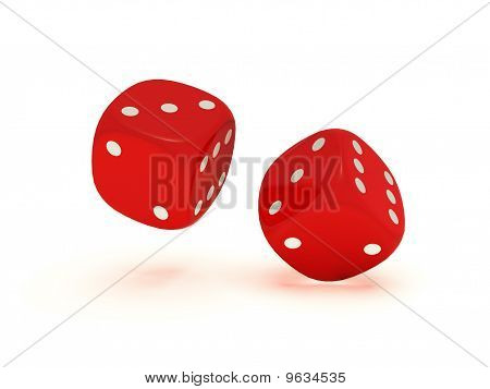Floating Dices