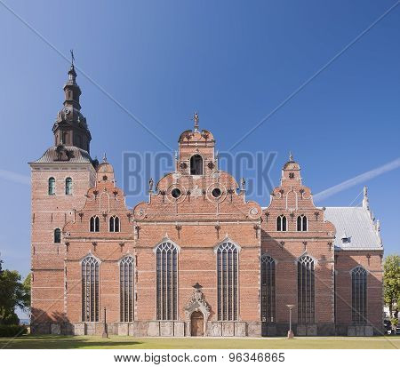 Trinity Church In Kristianstad