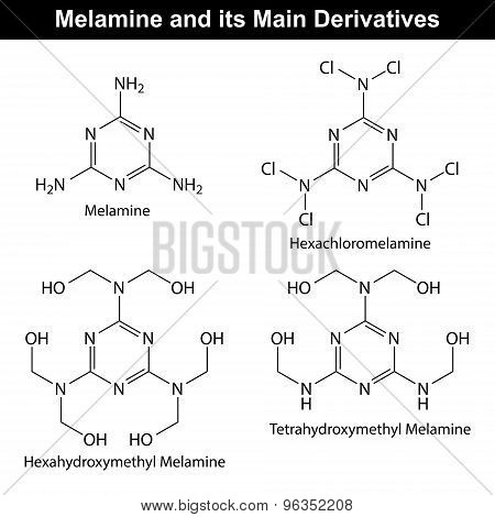 Melamine And Its Derivatives