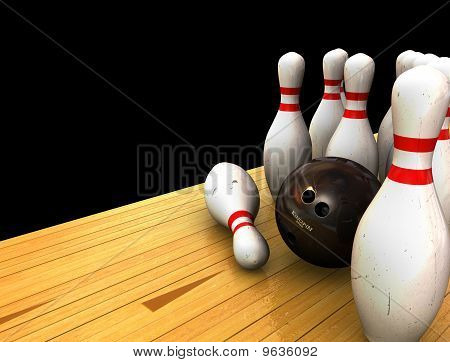 Diez Pin Bowling 7