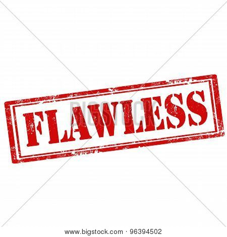 Flawless-stamp