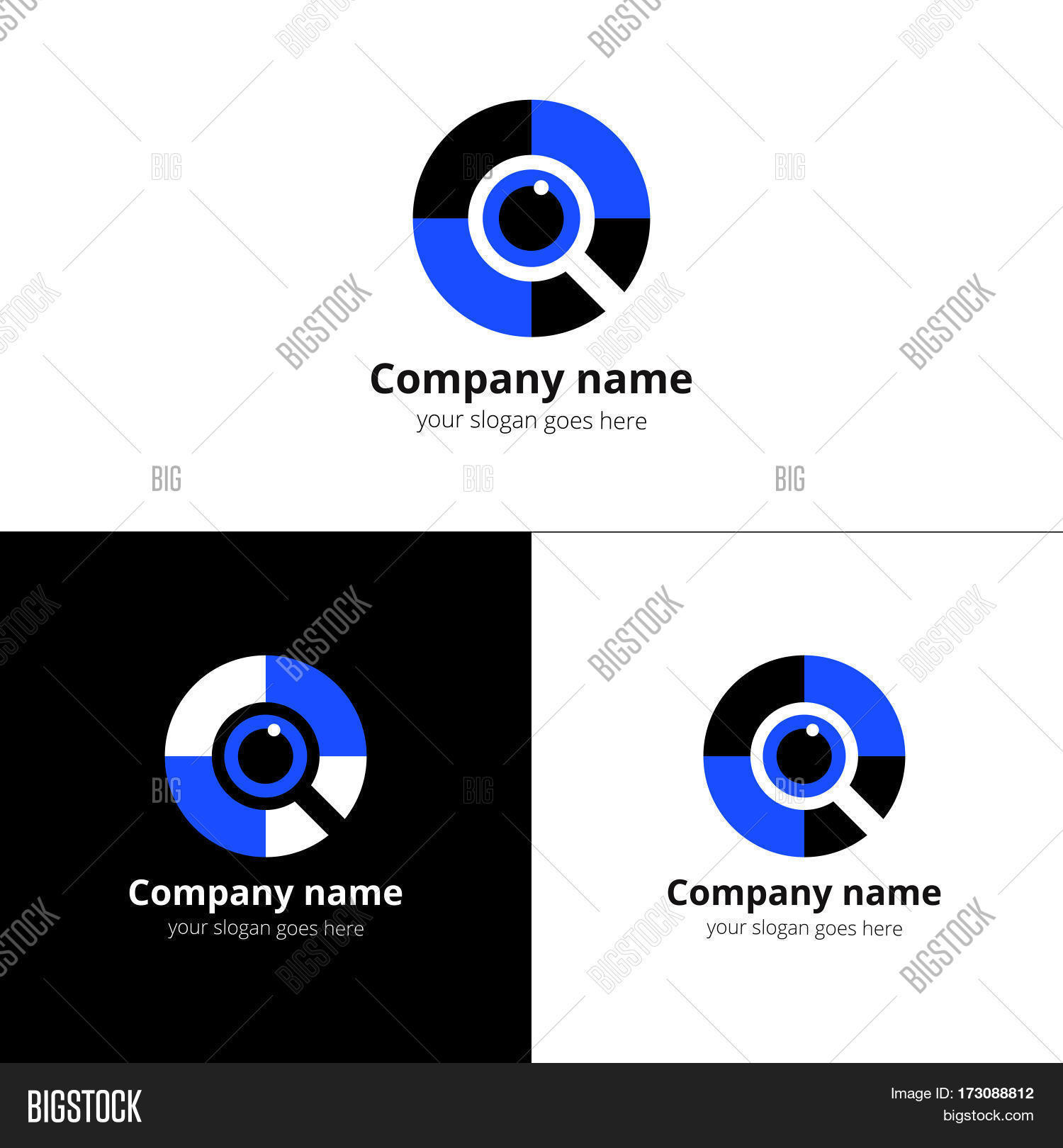 Eye Search, Quest, Vector & Photo (Free Trial) | Bigstock