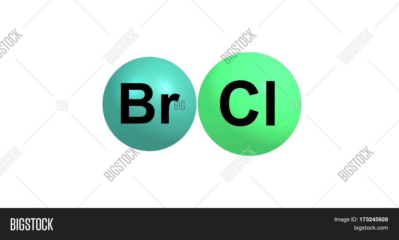 Bromine Monochloride Image Photo Free Trial Bigstock