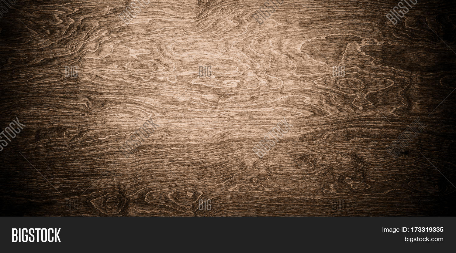 Old Wood Texture Background Surface Table Top View Vintage
