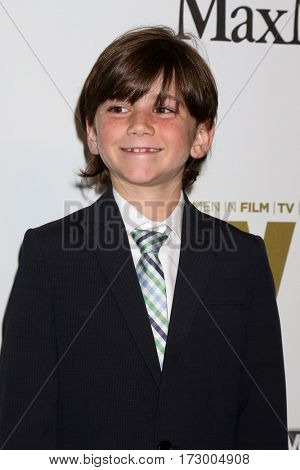 LOS ANGELES - JUN 15:  Alexander James Rodriguez at the Women In Film 2016 Crystal and Lucy Awards at the Beverly Hilton Hotel on June 15, 2016 in Beverly Hills, CA