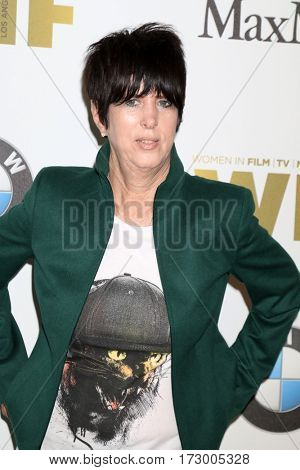 LOS ANGELES - JUN 15:  Diane Warren at the Women In Film 2016 Crystal and Lucy Awards at the Beverly Hilton Hotel on June 15, 2016 in Beverly Hills, CA