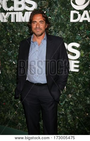 LOS ANGELES - OCT 10:  Thorsten Kaye at the CBS Daytime #1 for 30 Years Exhibit Reception at the Paley Center For Media on October 10, 2016 in Beverly Hills, CA