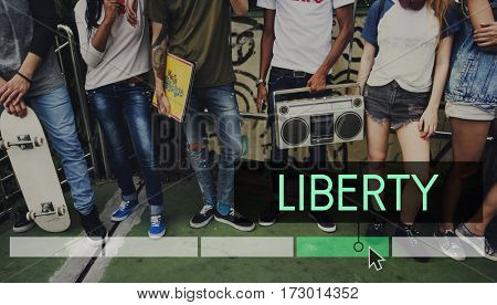 Liberty Cool Free Spirit Recreation Interested