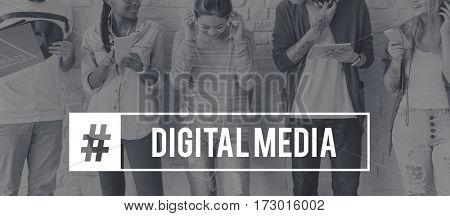 Community Digital Media Hobby