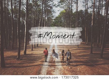 Moment Relax Trip Voyage Word