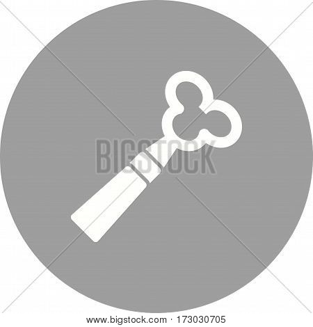 Retractor, teeth, surgical icon vector image. Can also be used for dentist equipment. Suitable for mobile apps, web apps and print media.