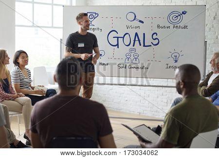 Challenge Goals Progress Report Solution