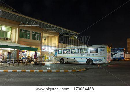 Mercedes Benz Bus Of Nakhonchai Air