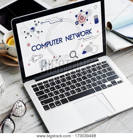 Computer Network Server System