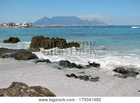 BLOUBERG STRAND, CAPE TOWN SOUTH AFRICA 14kkl