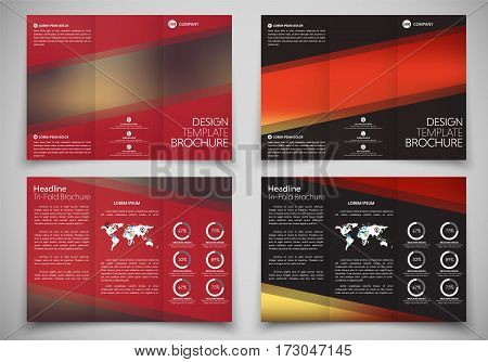 Design Triple Folding Brochure Printing And Advertising.