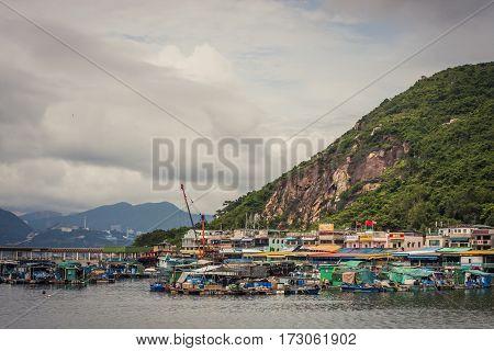 Hong Kong Fishing Village